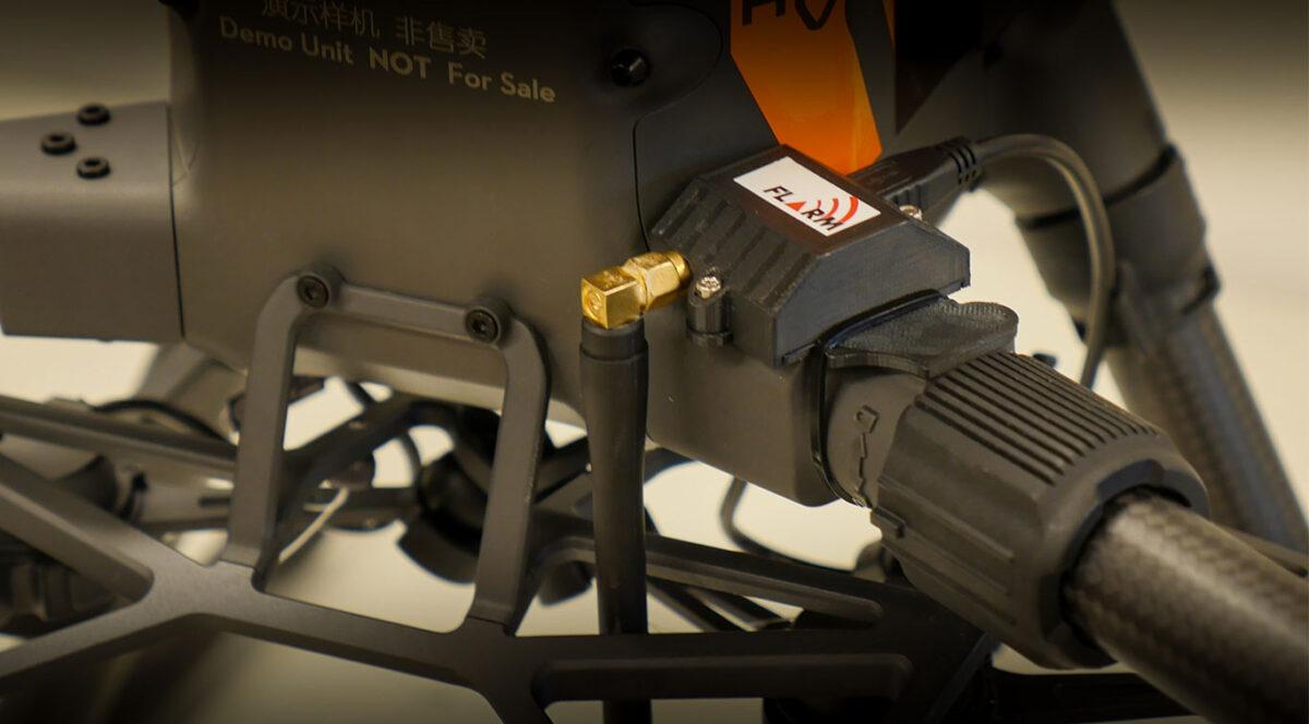 Neu! Flarm Kollisionswarnsystem für die Matrice 300 erhältlich