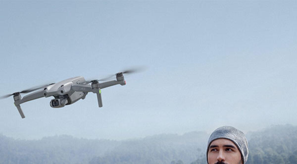 DJI AIR 2S – Eine Drohne für alles