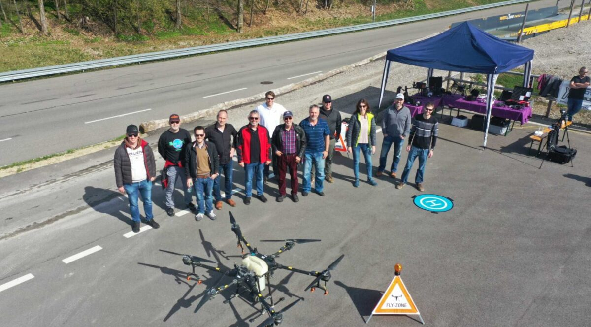 Schweizerischen Helikopterverband – Online GV und Drohnenkurs erfolgreich mit Remote Vision GmbH durchgeführt