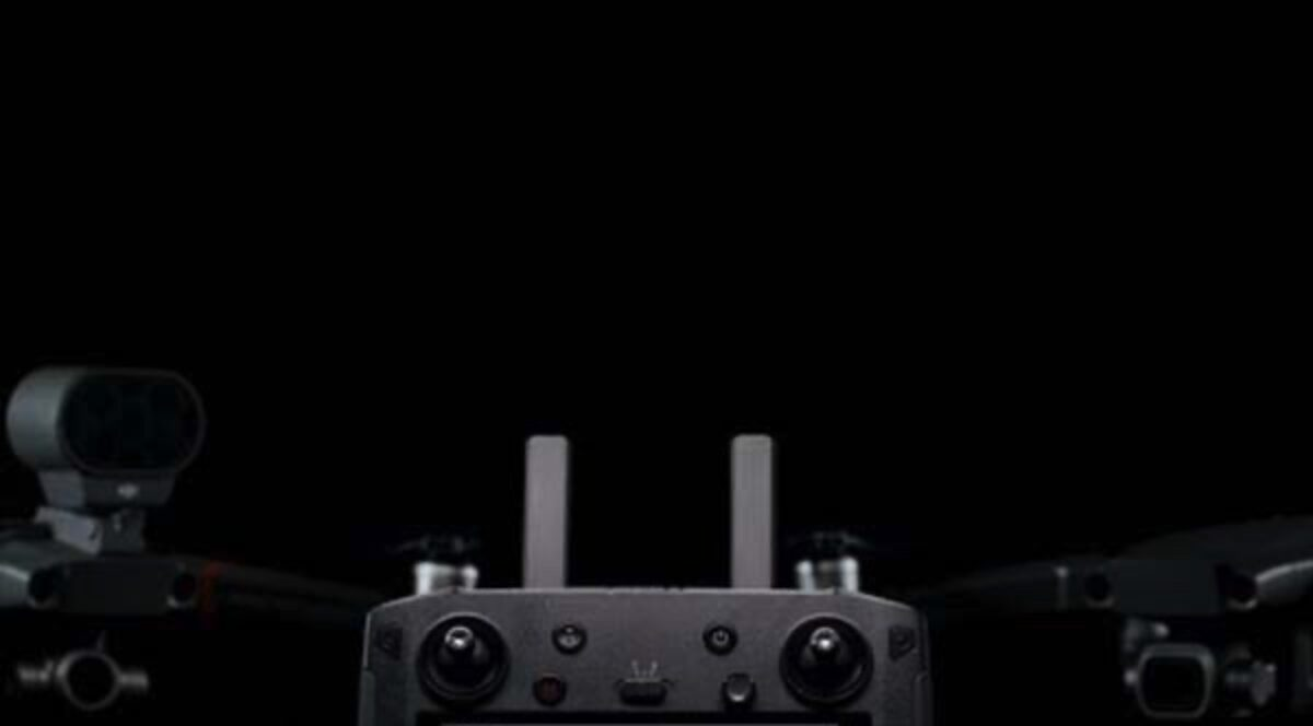 R.S.M. Dachvermessungs-System – Smart Controller umschalten auf Pilot-App