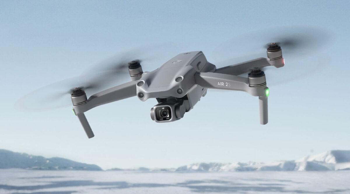 DJI Air 2S – Die neue All in One Drohne von DJI